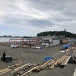 江の島ビーチハウススイッチにトイレ設置
